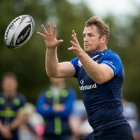 Heaslip ready to return to full Leinster training after 'small setback'