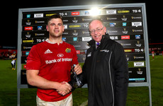 Young flanker to undergo surgery ahead of Munster's Pro14 opener