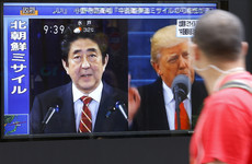 'Missile passing. Missile passing': Japanese awake to text message warnings of North Korea missile