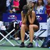 'I had no right to win': Emotional Sharapova causes upset on Grand Slam return