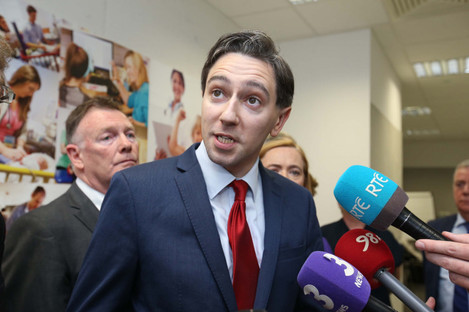 Harris today announced plans for a single body to run the National Children's Hospital