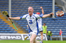 Mullane sticks to promise to 'jump on a horse in the nude and go down the Quays' if Waterford win