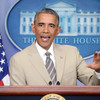 Twitter is remembering when the world freaked out over Obama's tan suit