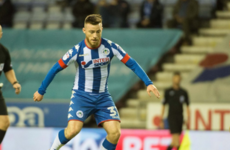 Irish midfielder Byrne moves to League One club in bid to resurrect faltering career