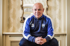 'We're all traditionalists' - Talking tactics with Derek McGrath