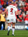 Best foot forward: Ireland captain to lead Ulster into battle this season