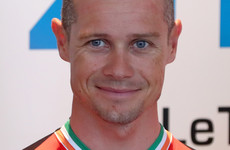 Ireland's Nico Roche up to joint-second at Vuelta after late attack in the mountains