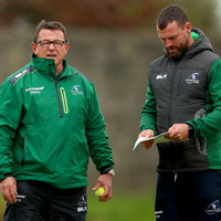 'I'm a very competitive man': Keane ready to offer former boss Rennie a stern opening test in Pro14