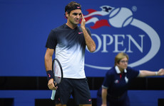 Federer escapes in five-set US Open thriller with 19-year-old as rain brings chaos