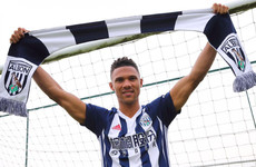 West Brom complete £7m signing of Kieran Gibbs from Arsenal