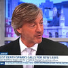 Everyone has been comparing Richard Madeley to Alan Partridge on Good Morning Britain this week