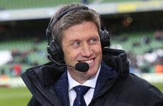 O'Gara to join TV3 as a pundit for their Six Nations coverage next year