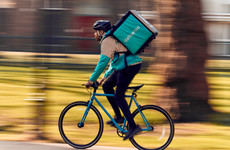 Despite a spike in revenue, losses are mounting at Deliveroo's Irish arm
