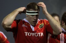 Into the west: Borlase joins Connacht on loan