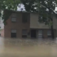 'I was just really concerned for my kids': Irishman in Texas evacuated from house in boat