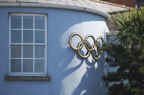 The headquarters of the Olympic Council of Ireland in Howth, Dublin.