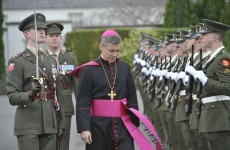 New Papal Nuncio among new ambassadors accredited today