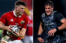 New signing Grobler to see a specialist as Munster confirm Oliver absence until 2018