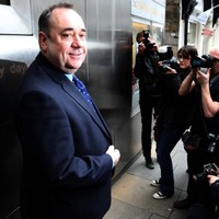 Rangers cannot be allowed to go bust, says Salmond