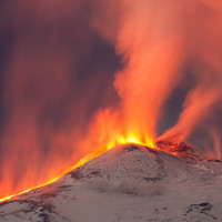 Volcanic eruptions were the driving force behind an ancient global warming event