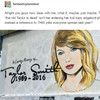 A very convincing theory on the origin of Taylor Swift's 'oh, she's dead' line has blown up on Tumblr