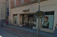 Spikes to be removed from outside Next in Jervis Street Shopping Centre after public backlash