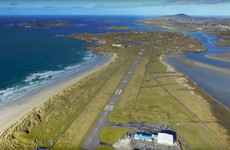 'Scenic' Donegal Airport wants 'through connections' with the UK and Europe