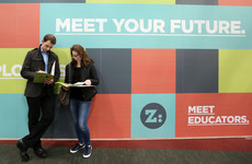 A jobs expo started in the depths of the recession is bringing its 'positivity' to the west