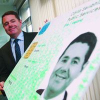 It's his baby, so where on earth is Paschal Donohoe on the PSC?
