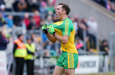 Donegal's Karl Lacey announces his retirement from inter-county football