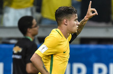 Coutinho shows no ill effects in goalscoring return for Brazil