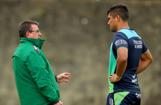 Keane includes Aussie debutant in his first starting XV as Connacht boss