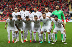 All you need to know about Georgia ahead of tomorrow's World Cup qualifier
