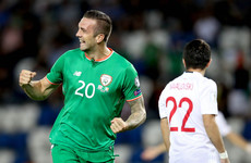 Disjointed Ireland have to settle for a point in Georgia