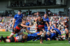 Perfect start for Leinster as Cullen's men ease to five-try win at Rodney Parade