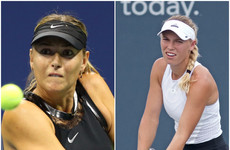 'Where is she now?': Sharapova continues war of words with Wozniacki