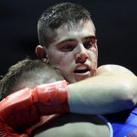 Ireland's Joe Ward wins silver at World Boxing Championships