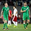 James McClean gives searingly honest interview after a disappointing display from Ireland