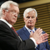 UK's negotiator accuses EU of being 'silly' and 'frightened' in Brexit talks