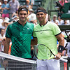 Federer and Nadal edge closer to intriguing US Open semi-final meeting