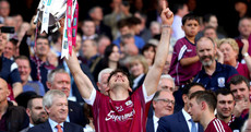 'He brought me everywhere, he was my idol' - Galway super sub honours his late brother