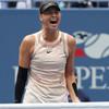 51 unforced errors brings an end to Maria Sharapova's Grand Slam comeback in New York