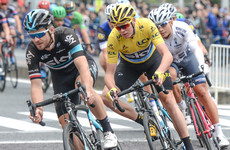 'Sleep all day': Froome looks forward to some Monday rest after extending Vuelta lead