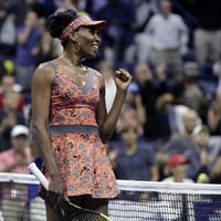 Defying age and illness, Venus Williams reaches 39th Slam quarter-final