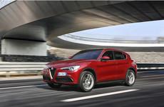Irish prices announced for the Alfa Romeo Stelvio SUV