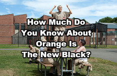 How Much Do You Know About Orange Is The New Black?