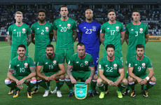 Here's what the Ireland team to face Serbia should be