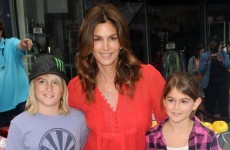 Cindy Crawford puts 10-year-old daughter's modelling career on hold