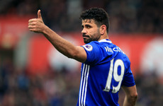 More Diego Costa confusion as he's left out of Chelsea's Champions League squad