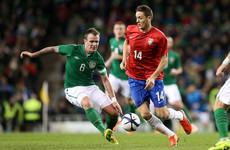 Man United midfielder Matic sees Ireland showdown as one of the biggest 'in Serbia's football history'